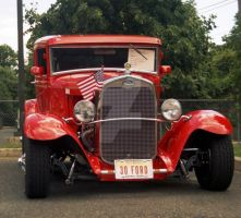 1930 Ford Street Rod by focallength