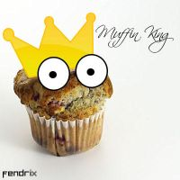 Muffin King by fendrix
