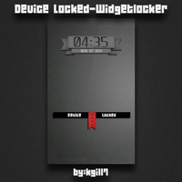 Deviced Locked-Widgetlocker by kgill77
