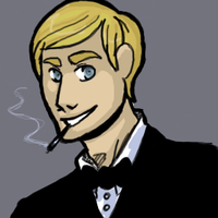 Jay Gatsby by Snooogins