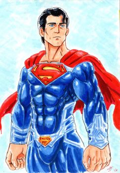 Man of Steel by jackhagman03