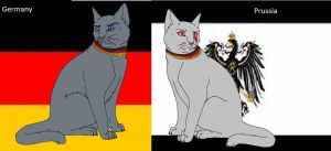 nekotalia prussia and germany by frostthecat01