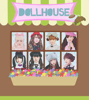 DOLLHOUSE - preview by SwagSagwa