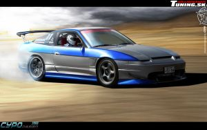Nissan 180SX by CypoDesign