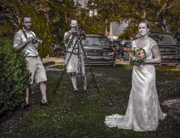 The Bride Stripped Bare By Her Bachelors, Even by pmaeck
