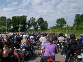 Ride for Sight 2012 Pic 2 by WolvenNightmare666