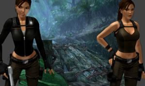 Tomb Raider Underworld by Bunzzz
