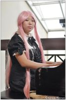 Vocaloid: Lolita Luka by CosplayerWithCamera