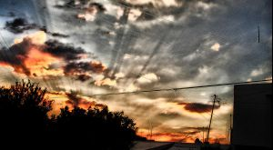 HDR Sky by sixt0p