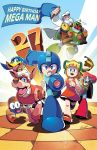 Happy 27th Birthday Mega Man by herms85