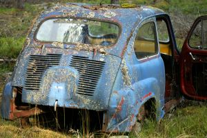 Old Car by Arto72