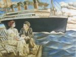 Jack and Rose Off Titanic by PDJ004