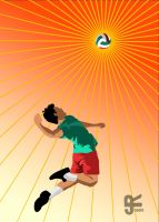 Chava Volley-01 by Dulcesillo
