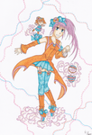 crazy shugo chara by yo-yo09