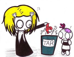 dont do it lenore by SweetCupcakeLove