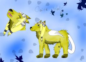 Claire Wolf Referance by draizor007