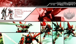 HG 1/144 M1 Astray Wallpaper by CLeRu087