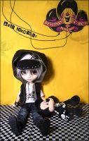 customized pullip by iamFUN