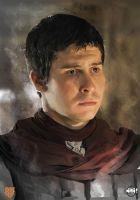 Podrick Payne by Paganflow