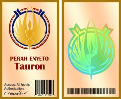 BSG Delegate Badge by Tensen01