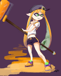 Splatoon by TsubukiSan