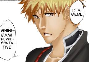 Ichigo 2 for Bleach OD by iAbadon