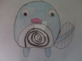 Poliwag -colored- by PokeLoverMeso