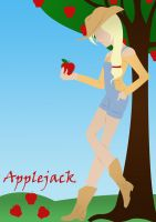 Art Deco Applejack by shiory