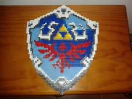 Hyrule Shield by Jesusclon