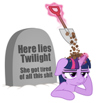 Twilight Had Enough by ZuTheSkunk