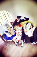 The Touhou Project_07 by fosya