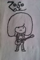 Jimmy Page by duffbeerz