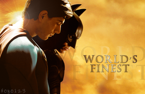 World's Finest by hobo95