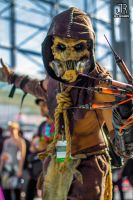 NYCC 2013 - Scarecrow by SpideyVille