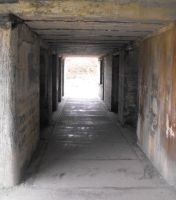 Stock: Fort Casey Tunnel I by Stock-By-Michelle