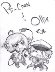 Pii and Ollie - Cover by Zerolr-RM