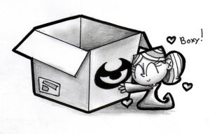 ZOMG It's The Box by Chr-ali3