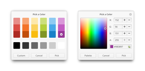 Color picker by BassUltra