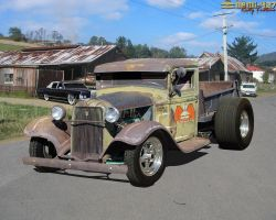 '34 Ford Truck by Hemi-427