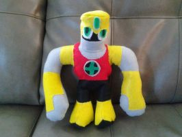 Guts man exe plush by vexhis