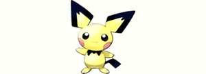 Pichu by scriptureofthescribe