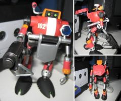 E-102 Gamma figure by sonic-fan-guy