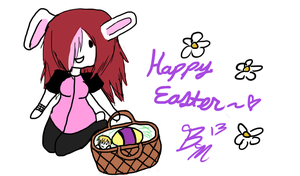 ::Happy Easter from RxKQueen 2013:: by Batty-Brandyn