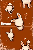 White Bunnies by timo-timoe