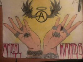 Angel Hands by mootourm0ther