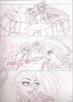 RockerZ Storyboard scketch by GND-KicaCris