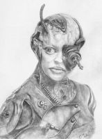 Seven of Nine by VivalaVida