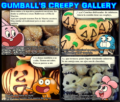 Gumball Creepy Bakery by CaptainMexico