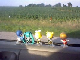 Vocaloid Road Trip by 2006kate