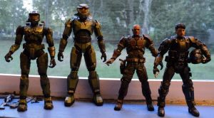 New CE Master Chief by toyphototaker